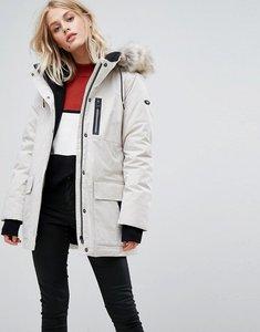 Read more about Esprit down parka jacket - beige