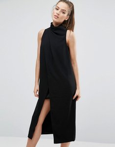 Read more about C meo collective never be like you dress - black