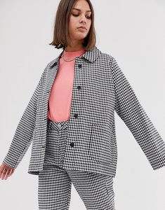 Read more about Uncivilised gingham workers jacket