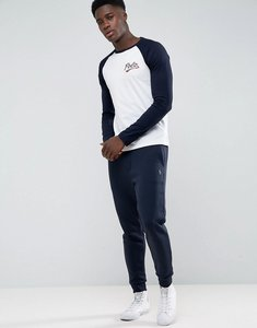 Read more about Polo ralph lauren performance cuffed sweat pants tapered fit in navy - aviator navy