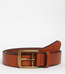 Read more about Polo ralph lauren saddle leather belt - tan