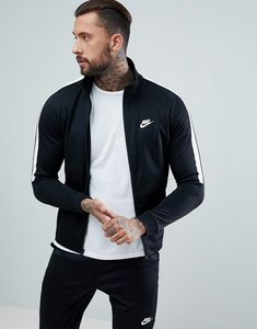 Read more about Nike tribute poly track jacket in black 861648-010 - black