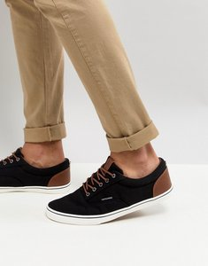 Read more about Jack jones plimsolls - anthracite