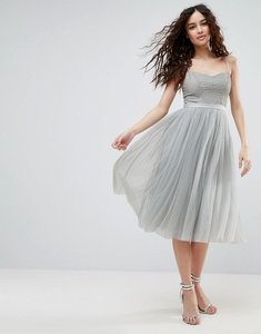 Read more about Needle thread coppelia ballet dress - ash blue