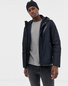 Read more about Barbour international core waterproof jacket in navy