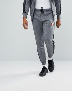 Read more about Ellesse poly tricot track joggers - grey