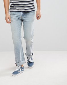 Read more about Levis skateboarding 501 original 5 pocket jeans in blue - blue