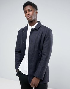 Read more about Selected wool car coat - navy