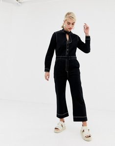 Read more about 2ndday agnes jumpsuit with contrast stitching