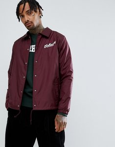 Read more about Carhartt wip coach jacket - red