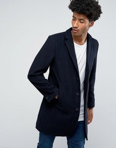 Read more about Bellfield wool mix jacket - navy