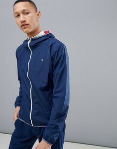 Read more about Calvin klein golf hooded windbreaker jacket in navy c9310 - navy