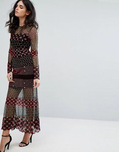 Read more about Little white lies ama multicoloured maxi dress - multi