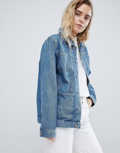 Read more about Bethnals alfie western denim jacket - denim