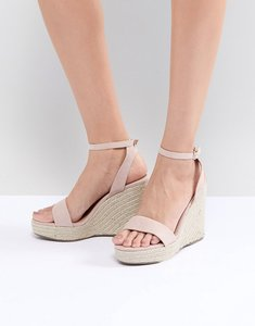 Read more about New look espadrille wedge - beige