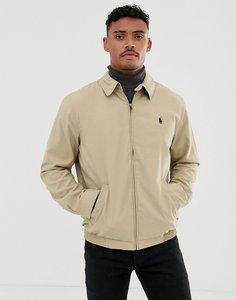 Read more about Polo ralph lauren harrington jacket in beige