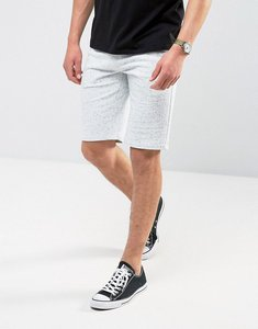Read more about Esprit jersey short with navy fleck detail - 400 navy