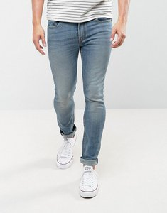 Read more about Levis 519 extreme skinny fit jeans grassroots light wash - grassroots