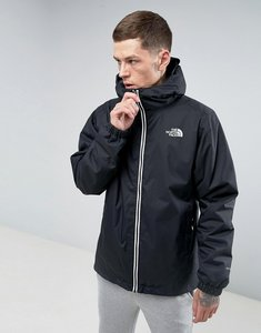 Read more about The north face quest insulated waterproof jacket in black - tnf black