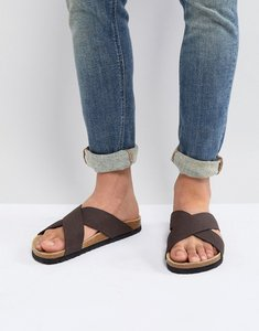 Read more about Pier one sandals in brown - brown