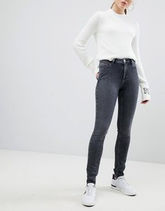 Read more about Tommy jeans santana high waist skinny jeans - black stretch
