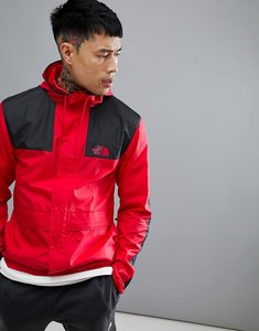 Read more about The north face 1985 mountain jacket hooded 2 tone in red black - red black