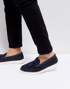 Read more about House of hounds alvin tassel loafers - navy