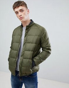 Read more about Barbour hectare quilted jacket in olive - olive