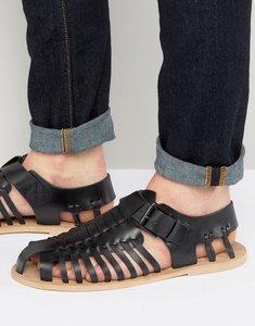 Read more about Dead vintage woven sandals - black