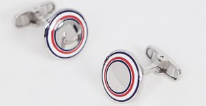 Read more about Tommy hilfiger round cufflinks