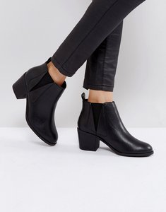 Read more about Office agenda ankle boots - black