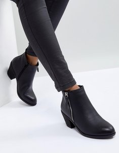 Read more about Office anita heeled ankle boots - black