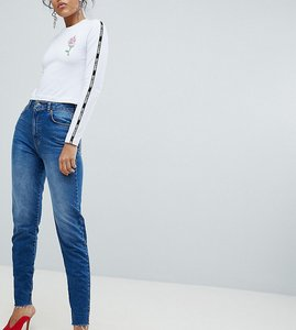 Read more about Chorus tall core mom jeans - mid denim blue