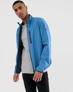 Read more about Barbour international ranson waterproof zip through jacket in blue