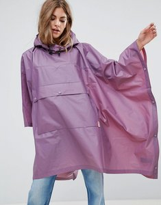 Read more about Hunter clear pu pouched rain poncho - dlv