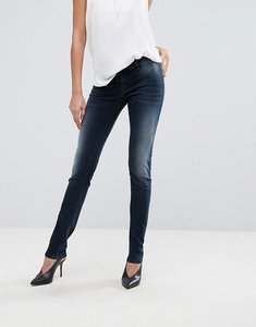 Read more about Diesel livier low rise jegging - blue