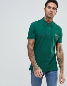 Read more about Lacoste slim fit logo polo shirt in green - 132