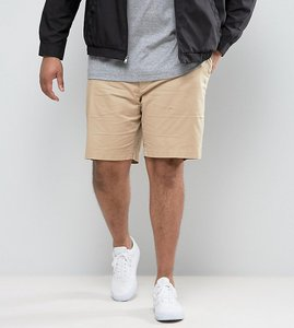 Read more about Polo ralph lauren plus chino shorts stretch twill in beige - coastal beige
