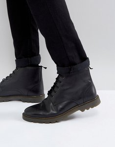 Read more about Kg by kurt geiger lace up boots - black