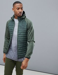 Read more about Jack jones core multi quilt jacket - thyme