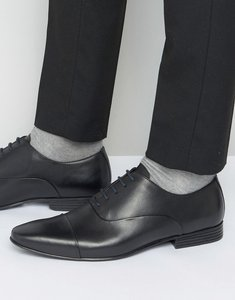 Read more about Kg by kurt geiger kenwall oxford shoes - black