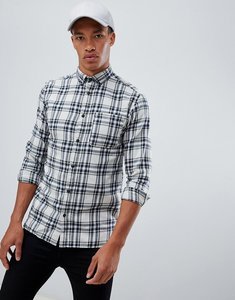 Read more about Jack jones originals check shirt in slim fit - forest night check