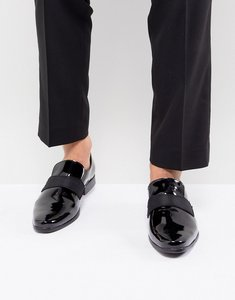 Read more about Kg by kurt geiger patent loafers - black