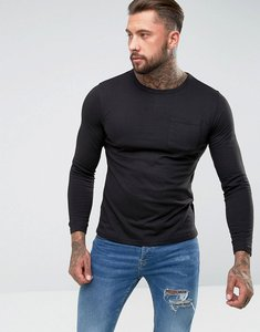 Read more about Another influence long sleeve t-shirt - black