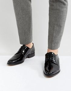 Read more about Ted baker aundre patent derby shoes - black