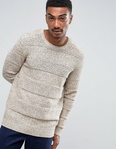 Read more about Asos jumper in multicolour texture - multi