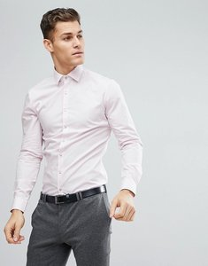 Read more about Calvin klein skinny shirt in pink - pale pink