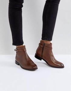 Read more about H by hudson jodhpur leather boot - tan leather