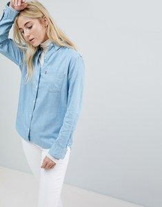 Read more about Levi s boyfriend fit denim shirt - get it together