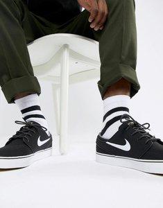 5f93ec937073 Read more about Nike sb zoom stefan janoski skateboarding trainers in black  615957-028 -